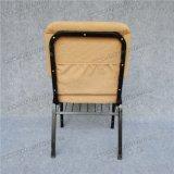 ポケットおよびBookrack (YC-G83)の卸し売り教会祈りの椅子