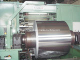 El doble impermeable echó a un lado uso industrial aislador de Rolls del papel de aluminio