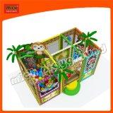 Bos Thema van het Binnen Zachte Plastic Speelgoed van de Assemblage van de Speelplaats