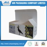 Papel de calidad duradera Proveedores de embalaje caja de cartón impresa para panadería Cookies