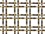 Doppia rete metallica unita di rame