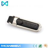 Bastone di cuoio reso personale del USB dell'azionamento dell'istantaneo del USB