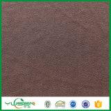 Polyester-Mikroheidekrautbrown-polares Vlies-Gewebe 100%