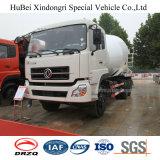 camion di trasporto della betoniera 6X4 dell'euro 3 di 5cbm Dongfeng