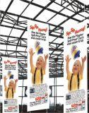 2016 Sounda Sbc550-510g, Met een laag bedekte Backlit Banner