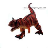 Klare Hand gedruckter Simualtion Plastikspielzeug-Dinosaurier