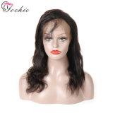 180 плотности полного кружева Wig оптовой 100 перуанской человеческого волоса парики ударов