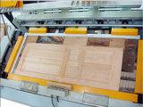 Машина европейского кольцевания доски двери конструкции высокочастотного деревянного соединяя