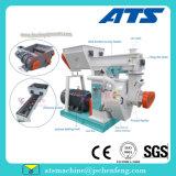 90kw motor Siemens moinho de péletes de madeira (1-1.2T/H com marcação CE