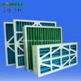 Merv3 Merv5 Merv6 pré-filtre Media/mat lavable en matériau du filtre à air - DIN 53438 classe F1