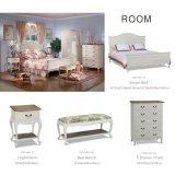 미국식 침실 가구 단단한 나무 침실 세트