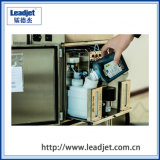 Печатная машина Inkjet срока годности принтера Leadjet трубы PVC