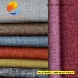 Tessuto del sofà di alta qualità del cuoio sintetico dell'unità di elaborazione