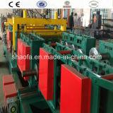 Tipo linha de Cantulecer de produção da bandeja de cabo