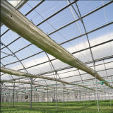 Invernadero multi de la hoja de la PC del palmo para el crecimiento de Agricutural