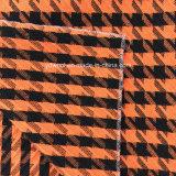 Tessuto delle lane di Houndstooth della saia per la mano protettiva