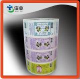 Stickers van de Fles van de Nevel van Parfum van het Broodje van de druk de Zelfklevende