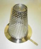 Malha de Arame de aço inoxidável Filtro do Cone