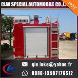 Camion de lutte contre l'incendie de mousse de l'eau 4*2