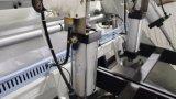 Saco quente automaticamente de alta velocidade da embalagem da estaca que faz a máquina
