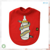 Red Baby Accessoire Soft Organic Baby Infant Bibs