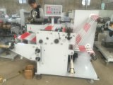 Etiqueta de papel automático de corte longitudinal y rotatorio máquina troqueladora