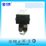Hcs301コードのユニバーサルRF 12V/24V 2チャネルのゲートかガレージのドアのリモート・コントロール受信機
