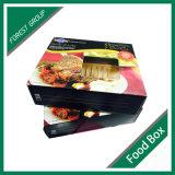 Boîte en carton de qualité alimentaire à l'emballage Beefsteak
