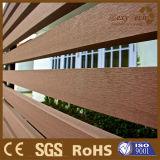 庭のためのWPCの物質的な木製の合成の塀