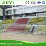 Gradas gimnasio cubierto audiance asiento del blanqueador Silla de estar Jy-706