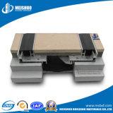 Sistema de mármol decorativo encubierto de la junta de dilatación del suelo que impermeabiliza para los edificios