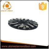 Murat 공구 세그먼트 다이아몬드 구체적인 가는 컵 바퀴