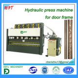 Fabricante para la máquina de la prensa hidráulica para el marco de puerta