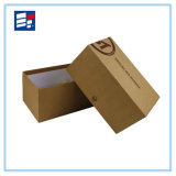 Легкой подгонянная упаковкой коробка подарка с бумагой Kraft