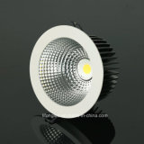 Triac, 0-10V, MAZORCA ahuecada Dimmable 30W LED de Dali Downlight