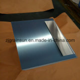 Plaque en aluminium pour le portable