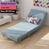 Dreifachgefaltetes Matratze-und Sofa-Bett für Gäste (197*120 cm)