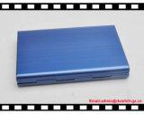 جديدة تصميم لون زرقاء ألومنيوم [كرد هولدر], [بوسنسّ كرد هولدر] رخيصة