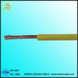 Le PVC échoué de cuivre de vente chaud du conducteur 3-5cores isolé et câbles d'alimentation de gaine