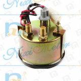 Calibro di pressione d'aria meccanico del doppio indicatore automatico