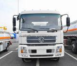 Caminhão quente do pulverizador da rua da venda de Dongfeng 4X2 12000 de poeira litros de caminhão do controle