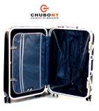 Chubont New ABS Trolley Bagagem para viagens ou negócios