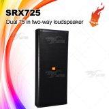Srx725は15 'スピーカー・システムの高い発電、上のプロスピーカー二倍になる