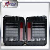 Indicatore luminoso della coda del LED per la lampadina corrente di giorno dell'indicatore luminoso di arresto di parcheggio della parte posteriore del recupero della lampada di Singnal di girata di inverso del freno di pollice del Wrangler 6*8 della jeep
