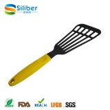 Utensílios de cozinha coloridos / Ingratos de cozinha de silicone de qualidade alimentar