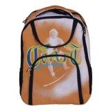 De witte AchterRugzak van het Team van de Leden van de Schooltassen van de Verpakking Trendy