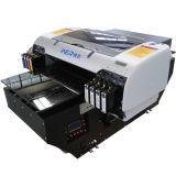 유리, 금속, 플라스틱 및 아크릴을%s 저가 A2 UV 평상형 트레일러 인쇄 기계