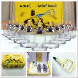 Conjunto de ahuecamiento de la terapia de Ventouse de los kits de Hijama de las tazas del masaje chino del vacío