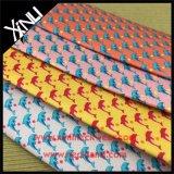 Laço animal impresso 100% de seda Handmade da forma para homens