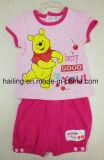 ウィニー赤ん坊の衣服のばかな2PCSセット